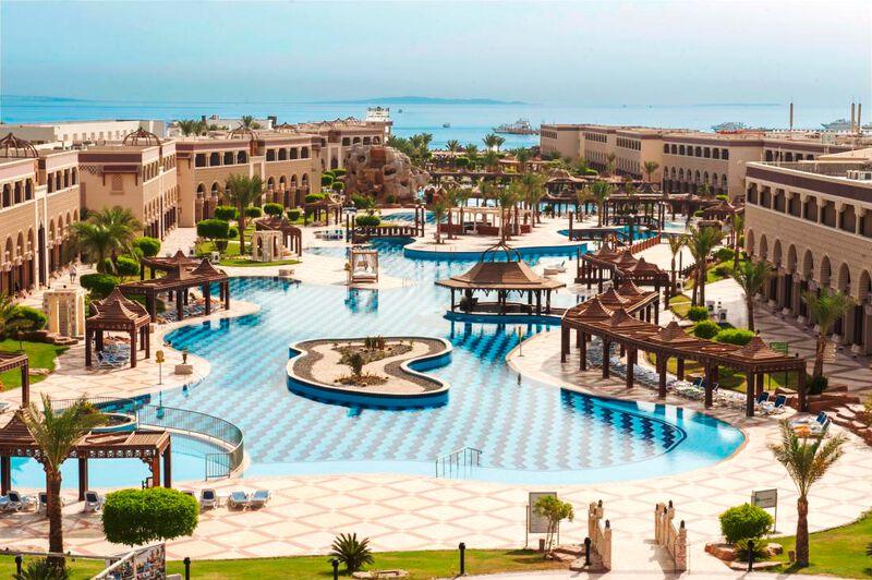Sentido Mamlouk Palace Resort - Select -